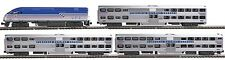 KATO Set Virginia Railway LOCOMOTORA + 3 Vagón 106-8705 NEU