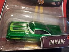 DISNEY PIXAR CARS GREEN RAMONE WOC SAVE 5% WORLDWIDE FAST SHIP
