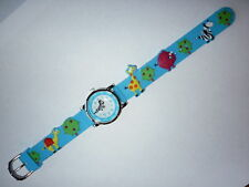 Time Teaching Kids Animals Watch Seiko Quartz Movement