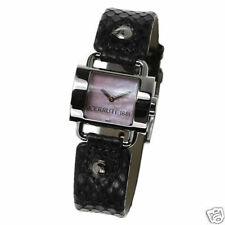 CERRUTI 1881 LADIES LA LUNA SWISS QUARTZ MOP WATCH NEW CT66282X103011