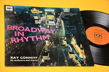 RAY CONNIFF LP BROADWAY IN RHYTHM ORIG UK EX LAMINATED COVER