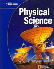 Physical Science: Glencoe Physical Science by Dinah Zike, Marilyn Thompson, McG…