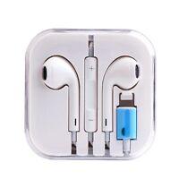 Lightning Wired Bluetooth EarPods Head/EarPhone Handsfree For IPhone 7 8 Plus X