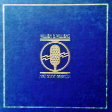 NAT KING COLE - WILLIAM B. WILLIAMS - VOL.10 -MAKE BELIEVE BALLROOM - (4) LP BOX