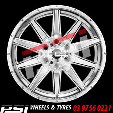 "20"" INCH ADVANTI NAVAJO WHEELS 20X9 6x139.7  20P COLORADO RANGER DMAX HILUX"