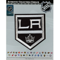 Los Angeles Kings Official NHL Primary Team Logo Patch