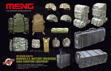 Meng Model SPS-015 1/35 Modern U.S. Military Individual Load-Carrying Equipment