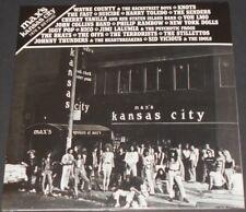 MAX'S KANSAS CITY 1976 & beyond UK 2LP new RED VINYL heartbreakers NICO iggy pop