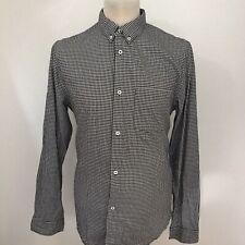 APC Mens Check Shirt Size XL