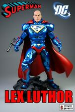 **NEW** Custom Action Figure - LEX LUTHOR REBIRTH ARMOR - DC Multiverse Figurine