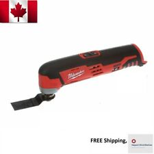NEW Milwaukee 2426-20 M12 cordless Multi tool  V12 (TOOL ONLY)