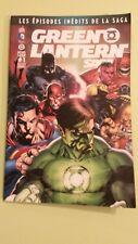 comics Green lantern saga n°1