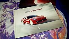 FERRARI 812 SUPERFAST BROCHURE ENG/IT 82 PGS