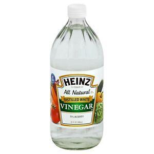 Heinz All Natural Distilled White Vinegar 32oz (946ml)