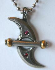 Atlantis Anhänger Modern Zauber Amulett Schmuck Magie Fantasie POI
