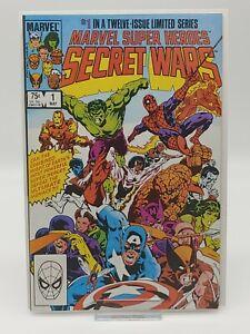 Marvel Super Heroes Secret Wars #1 HIGH GRADE 9.8