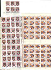 YVERT N° 958 et 959 x 50 GASCOGNE ET BERRI TIMBRES FRANCE NEUFS sans charnières