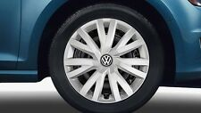1 Set Original VW Volkswagen Golf 7 5G Hubcaps 16 Inch