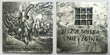 2166 POLAND WWII MEMORY OF VICTIMS OF CRIME NKVD IN SOVIET CAMP LAGRY IN SIBERIA