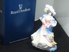 1996 Royal Doulton Katherine Lady Figurine signed by Michael Doulton ltd edition