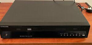 SAMSUNG DVD-VR350M VHS & DVD VCR Video Player Combi. Copy Transfer VHS to DVD