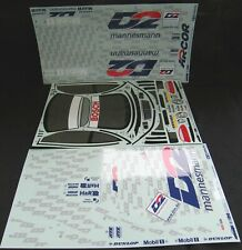 Tamiya 9495343 Mercedes CLK DTM 2000 Decal Sticker Set New in packet
