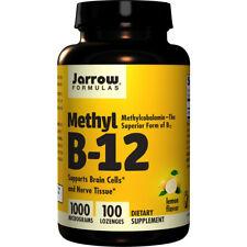 Vitamin B-12, MethylCobalamin, 1000mcg x 100Lozs - Jarrow Formulas