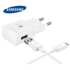 ORIGINAL SAMSUNG SCHNELL LADEGERÄT NETZTEIL S4 S5 S6 S7  Micro USB LADEKABEL DHL