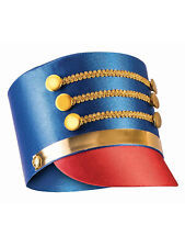Toy Soldier Christmas Character Adult Nut Cracker Costume Hat