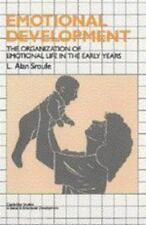Emotional Development: The Organization of Emotional Life in the Early Years Ca