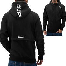 Dangerous Dngrs Herren Sweatjacke Hoodie Pullover Sweatshirt Übergrösse Dgzh044