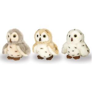 "Wild Republic Pocketkins Owl 5"" Soft Plush Toy"