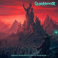 Gloryhammer-Legends from Beyond the Galactic Terrorvortex 2CD NEU OVP