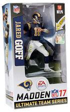 McFarlane NFL Madden 17 Series 3 Los Angeles Rams Jared Goff Blue Jersey