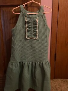 janie and jack girls dress. Size 8. New with tags