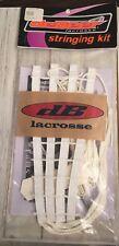 New & Sealed * Debeer Lacrosse Women'S Trakker Stringing Kit *