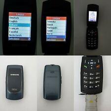 CELLULARE SAMSUNG SGH X160 GSM SIM FREE DEBLOQUE UNLOCKED NO X150 X200 X210