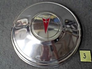 Hub Cap Pontiac Lemans Ventura Catalina Bonneville Safari 1975 1977 1979 1980 3A