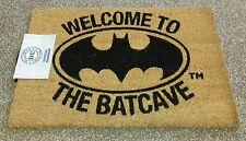 BATMAN Welcome to The Batcave DC UFFICIALE PORTA tappetino in gomma posteriore