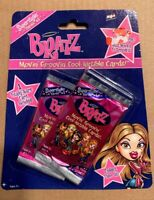 BRATZ Movin Groovin 3-D Collectible Cards Series 1 - 2 Packs RARE VINTAGE- NEW