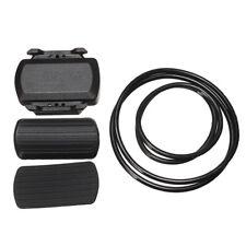 Waterproof ANT+ Bluetooth Wireless Bike Speed Cadence Sensor For Garmin Bryton