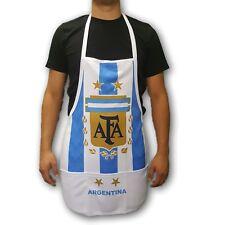 Argentina AFA Soccer Team Unisex Apron Mandil OSFM NWOT 100% Polyester
