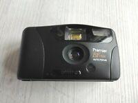 Premier BF 500 Vintage Auto Autofocus 35mm Point Shoot Film Camera