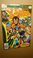 X-MEN 107 *NICE COPY* 1ST APPEARNACE STARJAMMERS MR. FANTASTIC THING GLADIATOR