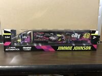 Nascar Authentic Hauler - Jimmie Johnson Ally Bank 1/64 Scale