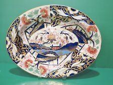 Antique Vintage Royal Crown Derby Platter