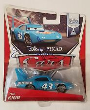RICHARD PETTY **SIGNED** THE CARS MOVIE 1/64 DIECAST + 6 FREE GLOSSY PHOTOS #2D