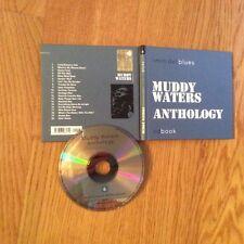 cd  + book - Muddy Waters - I miti del blues - Very rare new