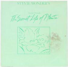 Journey Through The Secret Life Of Plants  Stevie Wonder Vinyl Record