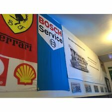 Bosch Service Banner for BMW porsche M3 alpina ruff VW kdf okrasa heb 356 fans